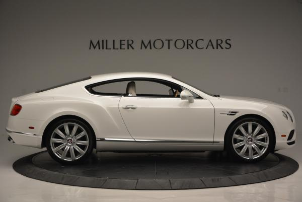 New 2016 Bentley Continental GT V8 for sale Sold at Aston Martin of Greenwich in Greenwich CT 06830 9