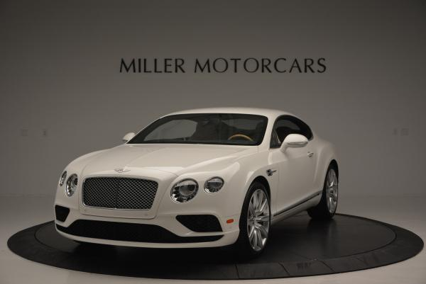 New 2016 Bentley Continental GT V8 for sale Sold at Aston Martin of Greenwich in Greenwich CT 06830 1
