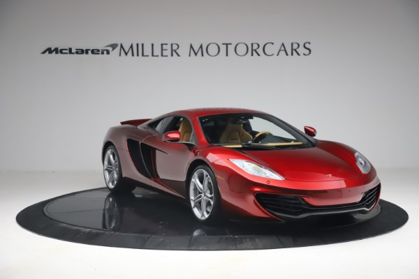 Used 2012 McLaren MP4-12C for sale Call for price at Aston Martin of Greenwich in Greenwich CT 06830 10