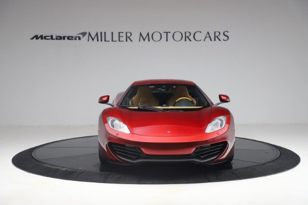 Used 2012 McLaren MP4-12C for sale Call for price at Aston Martin of Greenwich in Greenwich CT 06830 11