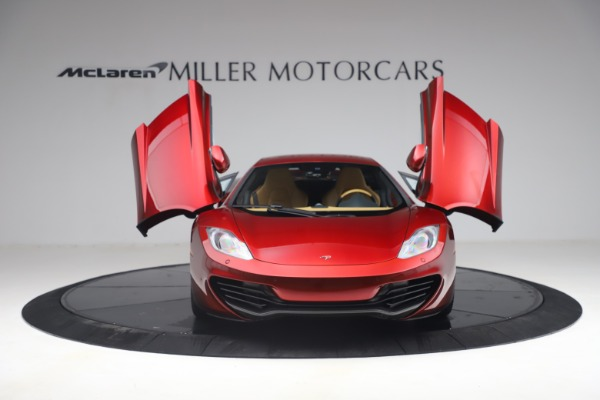 Used 2012 McLaren MP4-12C for sale Call for price at Aston Martin of Greenwich in Greenwich CT 06830 12