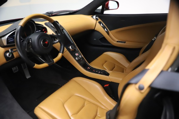 Used 2012 McLaren MP4-12C for sale Call for price at Aston Martin of Greenwich in Greenwich CT 06830 15