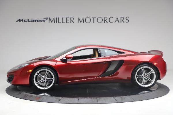Used 2012 McLaren MP4-12C for sale Call for price at Aston Martin of Greenwich in Greenwich CT 06830 2