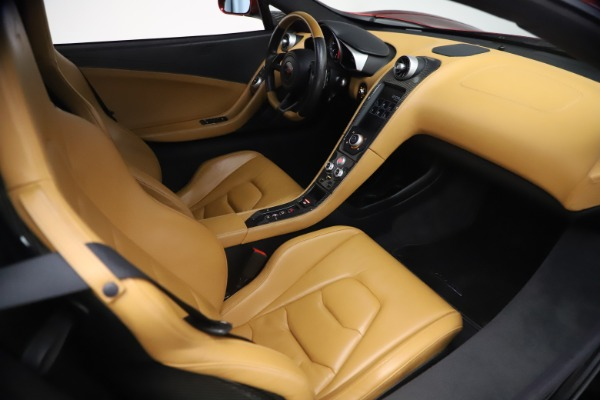 Used 2012 McLaren MP4-12C for sale Call for price at Aston Martin of Greenwich in Greenwich CT 06830 20