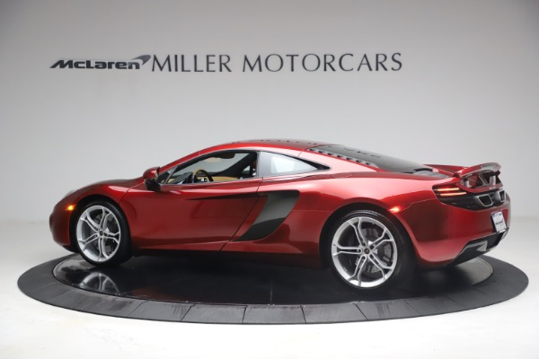 Used 2012 McLaren MP4-12C for sale Call for price at Aston Martin of Greenwich in Greenwich CT 06830 3