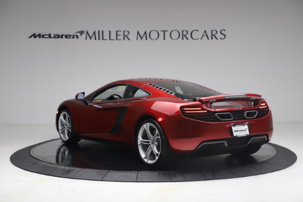 Used 2012 McLaren MP4-12C for sale Call for price at Aston Martin of Greenwich in Greenwich CT 06830 4