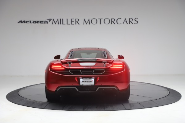 Used 2012 McLaren MP4-12C for sale Call for price at Aston Martin of Greenwich in Greenwich CT 06830 5