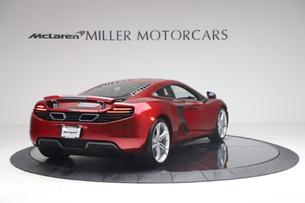 Used 2012 McLaren MP4-12C for sale Call for price at Aston Martin of Greenwich in Greenwich CT 06830 6