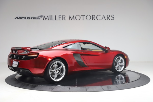 Used 2012 McLaren MP4-12C for sale Call for price at Aston Martin of Greenwich in Greenwich CT 06830 7