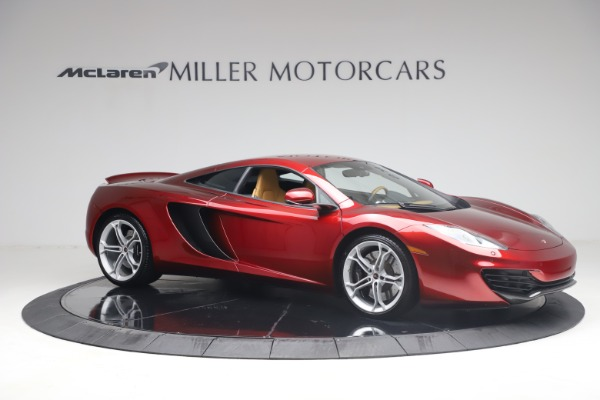 Used 2012 McLaren MP4-12C for sale Call for price at Aston Martin of Greenwich in Greenwich CT 06830 9