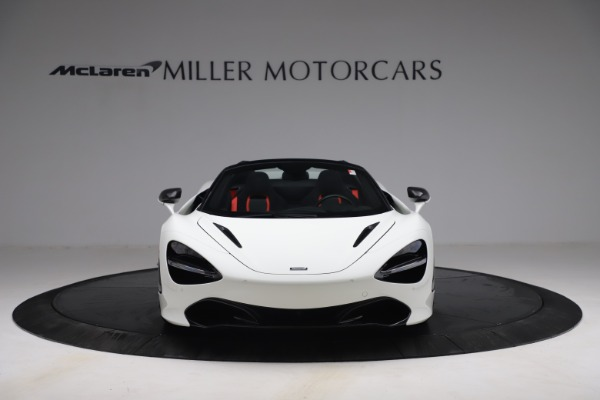 New 2021 McLaren 720S Spider for sale Sold at Aston Martin of Greenwich in Greenwich CT 06830 10