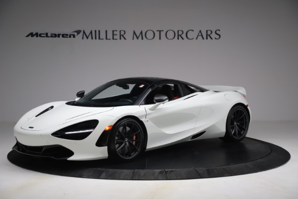 New 2021 McLaren 720S Spider for sale Sold at Aston Martin of Greenwich in Greenwich CT 06830 13