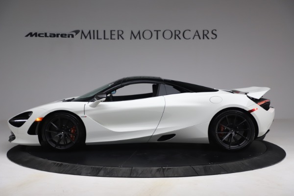 New 2021 McLaren 720S Spider for sale Sold at Aston Martin of Greenwich in Greenwich CT 06830 14