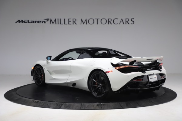 New 2021 McLaren 720S Spider for sale Sold at Aston Martin of Greenwich in Greenwich CT 06830 15