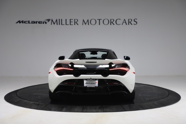 New 2021 McLaren 720S Spider for sale Sold at Aston Martin of Greenwich in Greenwich CT 06830 16