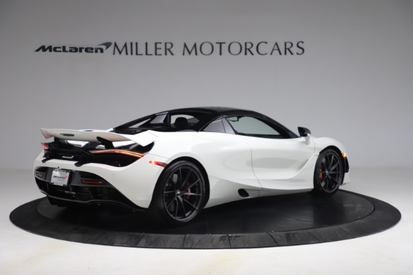 New 2021 McLaren 720S Spider for sale Sold at Aston Martin of Greenwich in Greenwich CT 06830 17