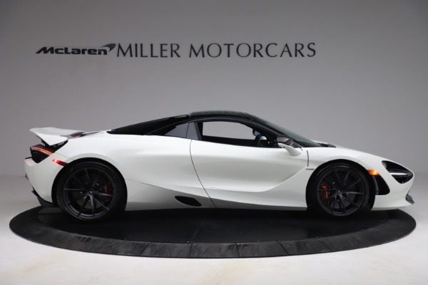 New 2021 McLaren 720S Spider for sale Sold at Aston Martin of Greenwich in Greenwich CT 06830 18