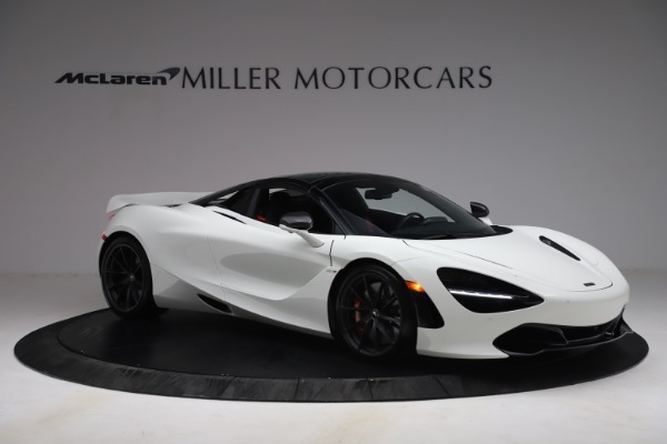 New 2021 McLaren 720S Spider for sale Sold at Aston Martin of Greenwich in Greenwich CT 06830 19