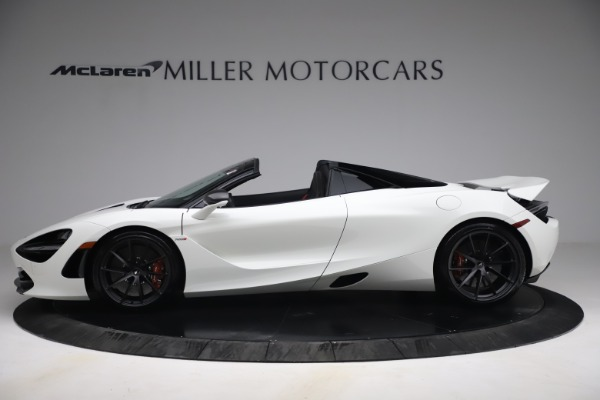 New 2021 McLaren 720S Spider for sale Sold at Aston Martin of Greenwich in Greenwich CT 06830 2