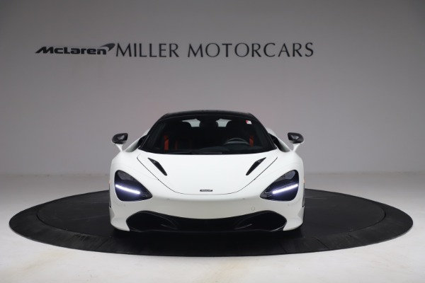 New 2021 McLaren 720S Spider for sale Sold at Aston Martin of Greenwich in Greenwich CT 06830 20