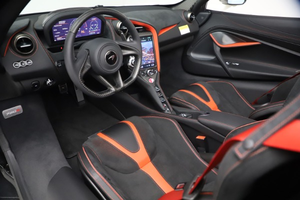 New 2021 McLaren 720S Spider for sale Sold at Aston Martin of Greenwich in Greenwich CT 06830 22