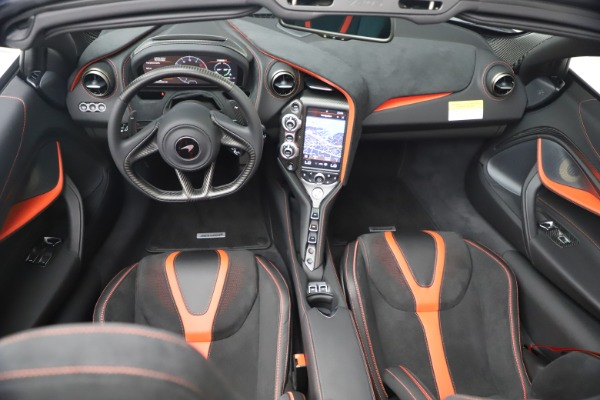 New 2021 McLaren 720S Spider for sale Sold at Aston Martin of Greenwich in Greenwich CT 06830 25
