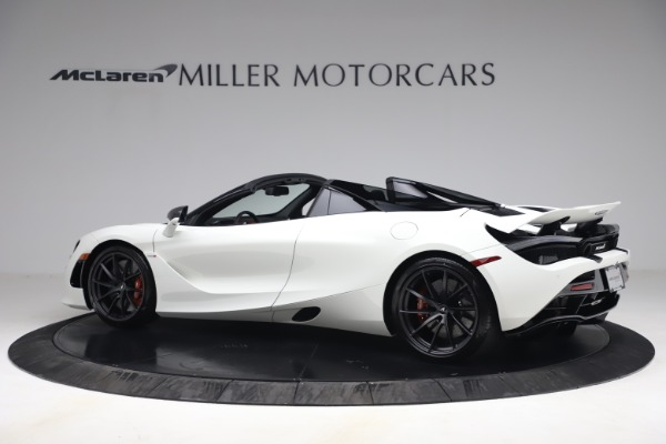 New 2021 McLaren 720S Spider for sale Sold at Aston Martin of Greenwich in Greenwich CT 06830 3