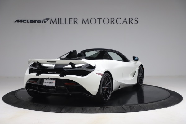New 2021 McLaren 720S Spider for sale Sold at Aston Martin of Greenwich in Greenwich CT 06830 6