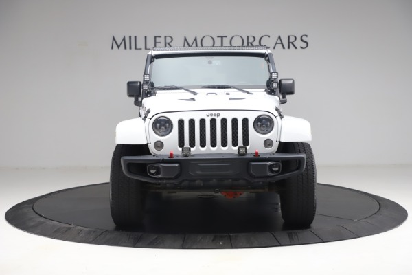 Used 2015 Jeep Wrangler Unlimited Rubicon Hard Rock for sale $39,900 at Aston Martin of Greenwich in Greenwich CT 06830 12