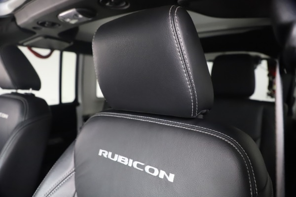 Used 2015 Jeep Wrangler Unlimited Rubicon Hard Rock for sale $39,900 at Aston Martin of Greenwich in Greenwich CT 06830 26
