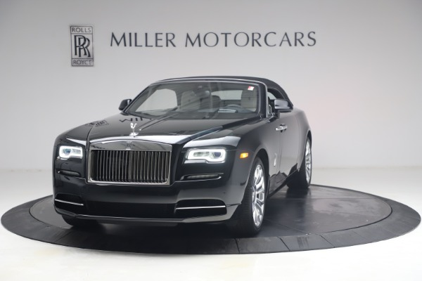 New 2021 Rolls-Royce Dawn for sale $391,350 at Aston Martin of Greenwich in Greenwich CT 06830 14