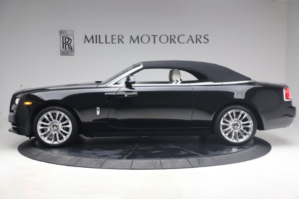 New 2021 Rolls-Royce Dawn for sale $391,350 at Aston Martin of Greenwich in Greenwich CT 06830 16