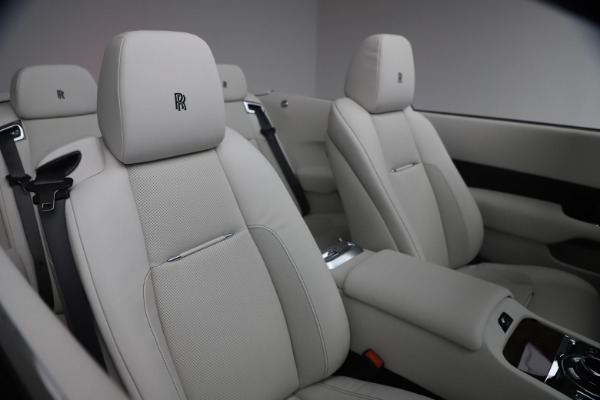 New 2021 Rolls-Royce Dawn for sale $391,350 at Aston Martin of Greenwich in Greenwich CT 06830 26