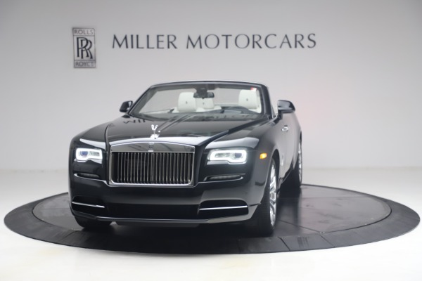 New 2021 Rolls-Royce Dawn for sale $391,350 at Aston Martin of Greenwich in Greenwich CT 06830 3