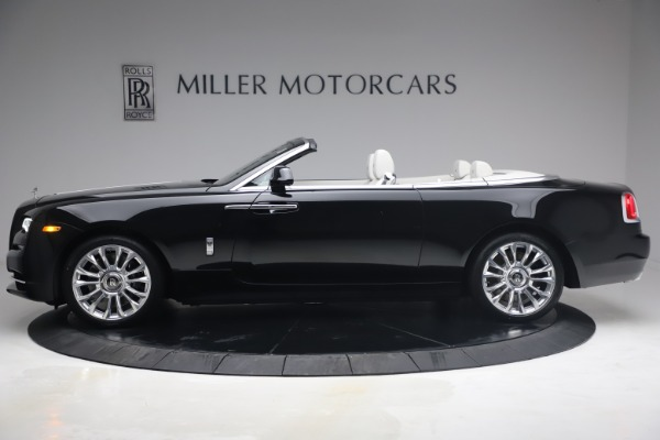 New 2021 Rolls-Royce Dawn for sale $391,350 at Aston Martin of Greenwich in Greenwich CT 06830 4