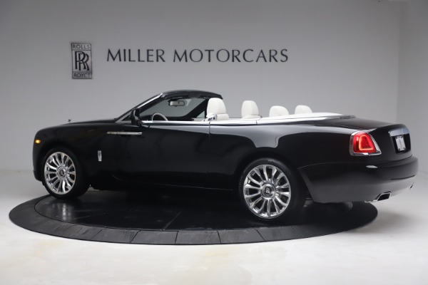 New 2021 Rolls-Royce Dawn for sale $391,350 at Aston Martin of Greenwich in Greenwich CT 06830 5