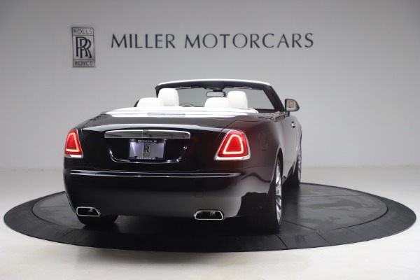 New 2021 Rolls-Royce Dawn for sale $391,350 at Aston Martin of Greenwich in Greenwich CT 06830 8