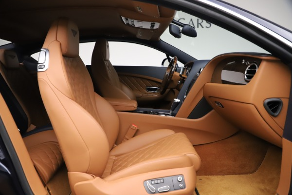 Used 2017 Bentley Continental GT V8 S for sale Sold at Aston Martin of Greenwich in Greenwich CT 06830 24
