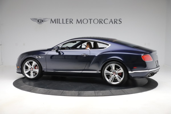 Used 2017 Bentley Continental GT V8 S for sale Sold at Aston Martin of Greenwich in Greenwich CT 06830 3