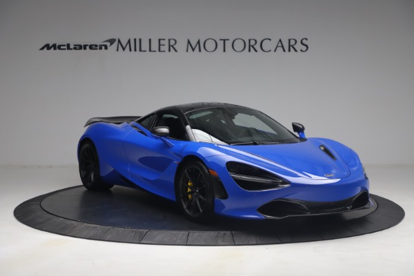 Used 2020 McLaren 720S Performace for sale $334,990 at Aston Martin of Greenwich in Greenwich CT 06830 10