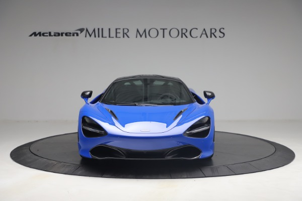 Used 2020 McLaren 720S Performace for sale $334,990 at Aston Martin of Greenwich in Greenwich CT 06830 11