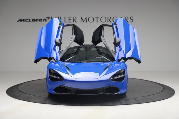 Used 2020 McLaren 720S Performance for sale $329,900 at Aston Martin of Greenwich in Greenwich CT 06830 12
