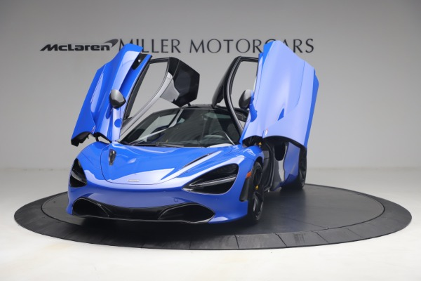 Used 2020 McLaren 720S Performance for sale $329,900 at Aston Martin of Greenwich in Greenwich CT 06830 13