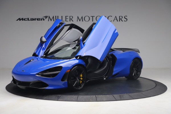 Used 2020 McLaren 720S Performace for sale $334,990 at Aston Martin of Greenwich in Greenwich CT 06830 14