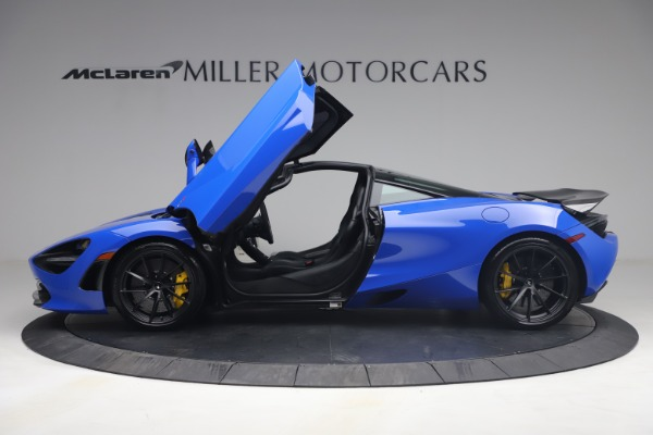 Used 2020 McLaren 720S Performance for sale $329,900 at Aston Martin of Greenwich in Greenwich CT 06830 15