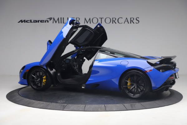 Used 2020 McLaren 720S Performance for sale $329,900 at Aston Martin of Greenwich in Greenwich CT 06830 16