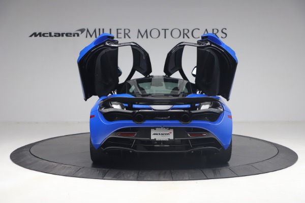 Used 2020 McLaren 720S Performace for sale $334,990 at Aston Martin of Greenwich in Greenwich CT 06830 18