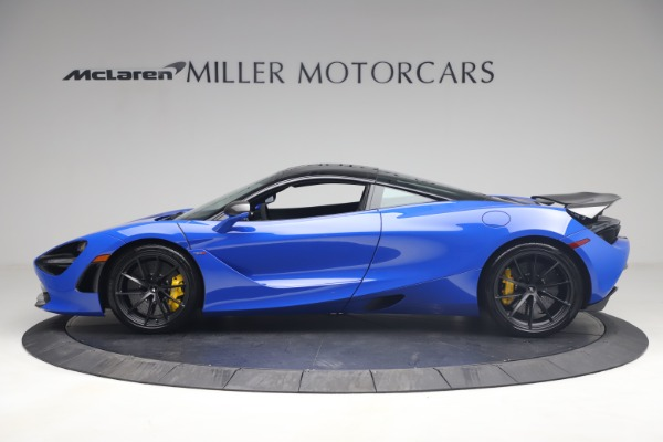 Used 2020 McLaren 720S Performace for sale $334,990 at Aston Martin of Greenwich in Greenwich CT 06830 2