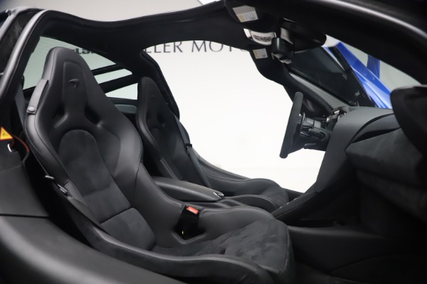 Used 2020 McLaren 720S Performance for sale $329,900 at Aston Martin of Greenwich in Greenwich CT 06830 27