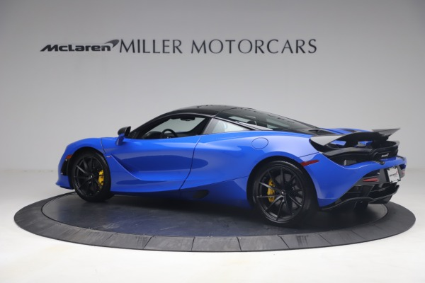 Used 2020 McLaren 720S Performance for sale $329,900 at Aston Martin of Greenwich in Greenwich CT 06830 3